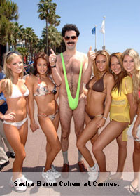Borat in Cannes